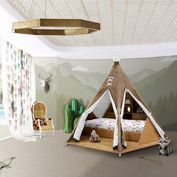 Luxury Teepee Bed for Kids