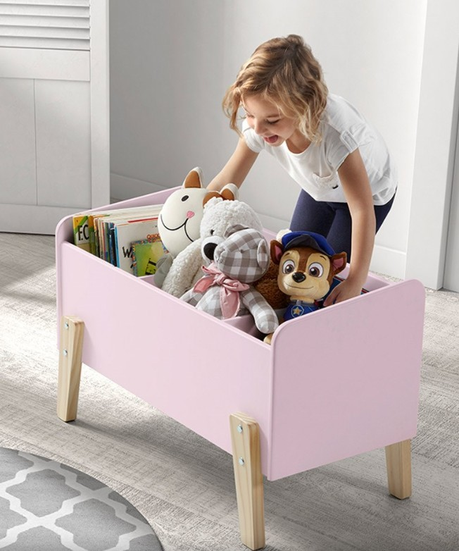 Kids toy box ideas!