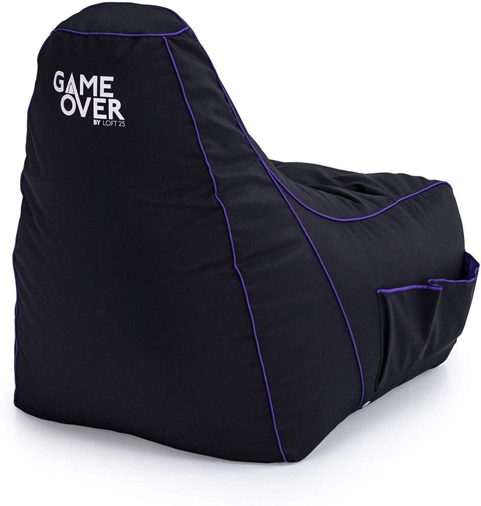 Game Over 8-Bit Gaming Seat