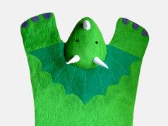 Triceratops Rug for Kids
