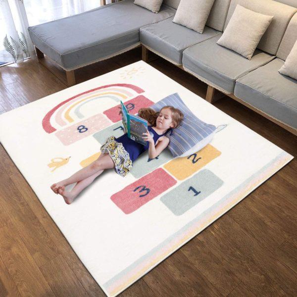 SHACOS Cotton Mat